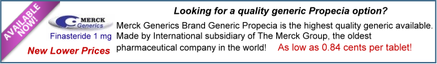 Buy Quality Generic Propecia